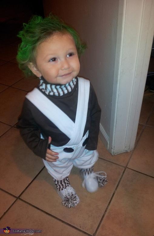 Umpa Lumpa - 2012 Halloween Costume Contest