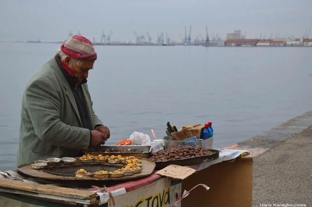 Haris Karagkounidis: Thessaloniki-Sunday Morning