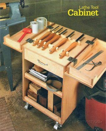 Foot Powered Lathe and Scroll Saw Plan - Lathe Tips, Jigs and Fixtures | WoodArchivist.com
