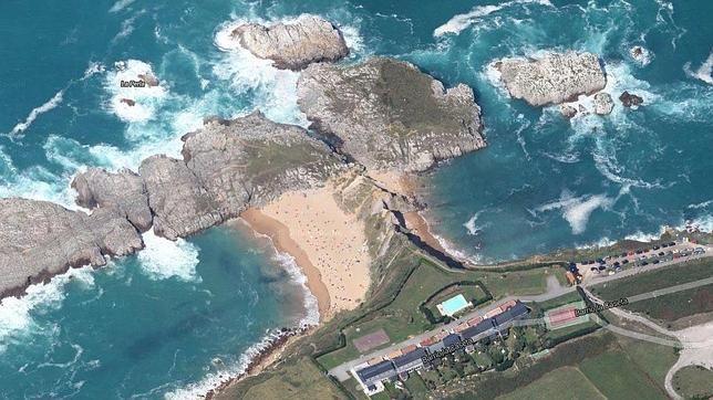 Diez playas perfectas de Cantabria. Playa de Somocuevas