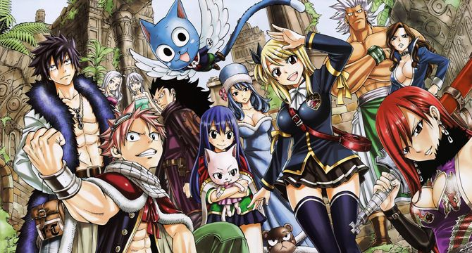 fairytail - Google Search
