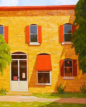 Adam Noonan - Canadian Plein Air Painter - Works