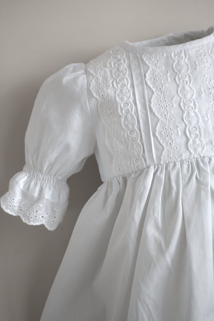 Trondheim Christening Gown from Oli Prik for €86 only at christeningwearcopenhagen.com Christening Gowns