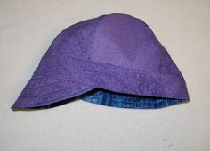 Welding cap pattern & instructions                                                                                                                                                                                 More