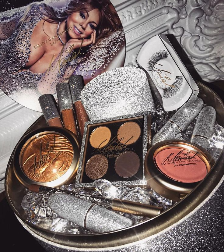 XOXO: Mariah Carey x MAC Cosmetics... I NEED IT ALL!!