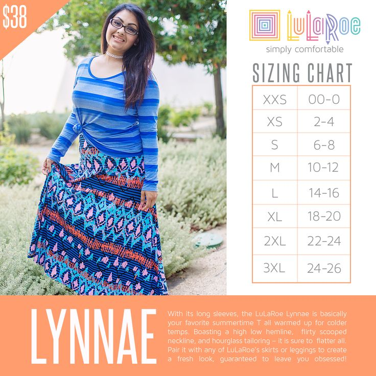 With its long sleeves, the LuLaRoe Lynnae is basically your favorite