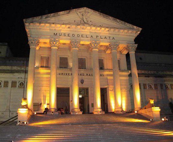 Museo de La Plata BUENOS AIRES
