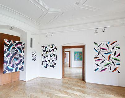 "Check out new work on my @Behance portfolio: ""Exhibition třilamři"" http://be.net/gallery/54925873/Exhibition-trilamri"