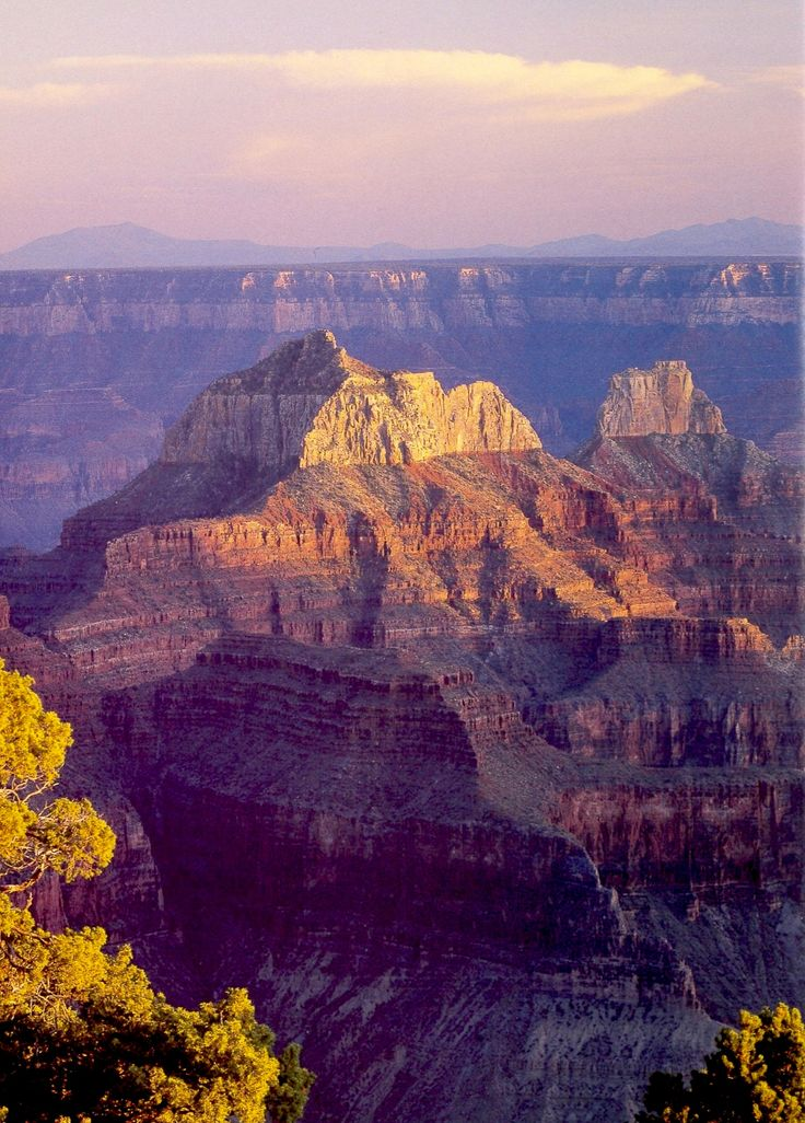 Grand Canyon. Pictures just don't capture its true beauty. I was there as a child and would love to see it again.