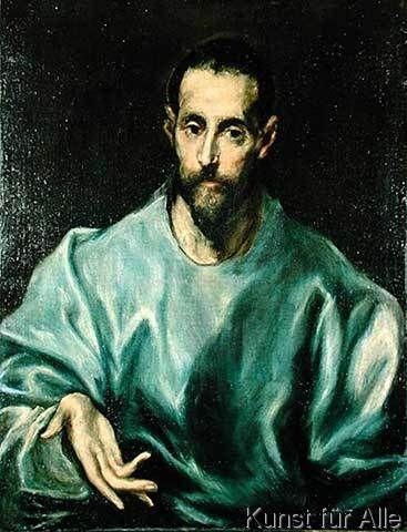 El Greco - St. James the Greater                                                                                                                                                      Más