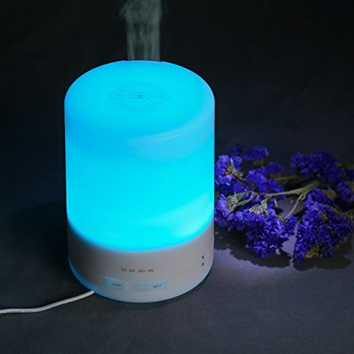 Aroma Light Diffuser ~ Special offer etekcity ml ultrasonic aroma hybrid