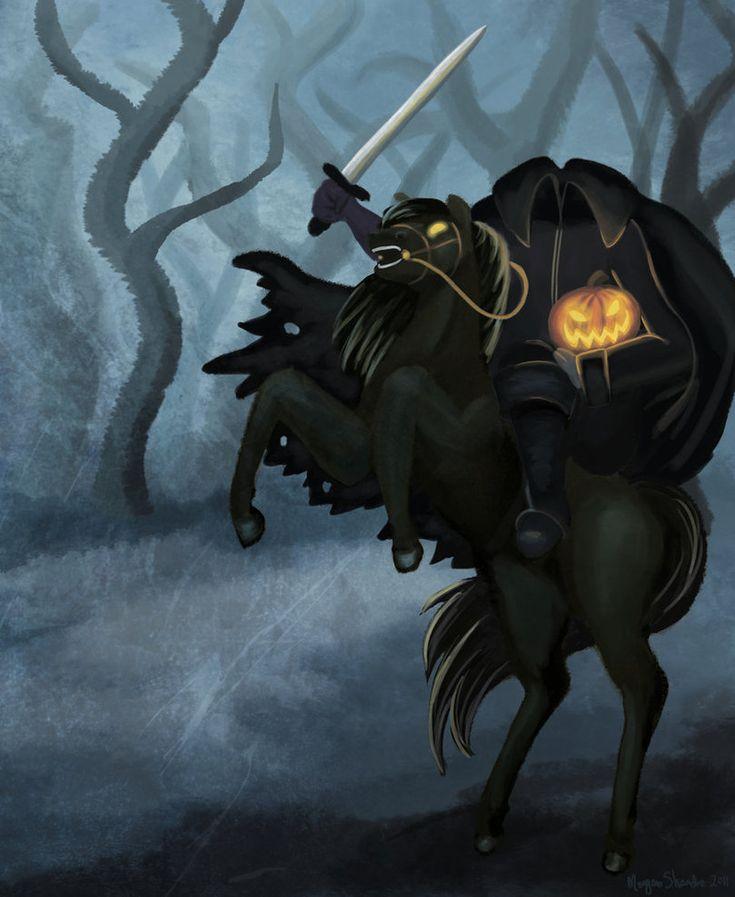 Sleepy Hollow Headless Horseman: 17 Best Images About Sleepy Hollow On Pinterest