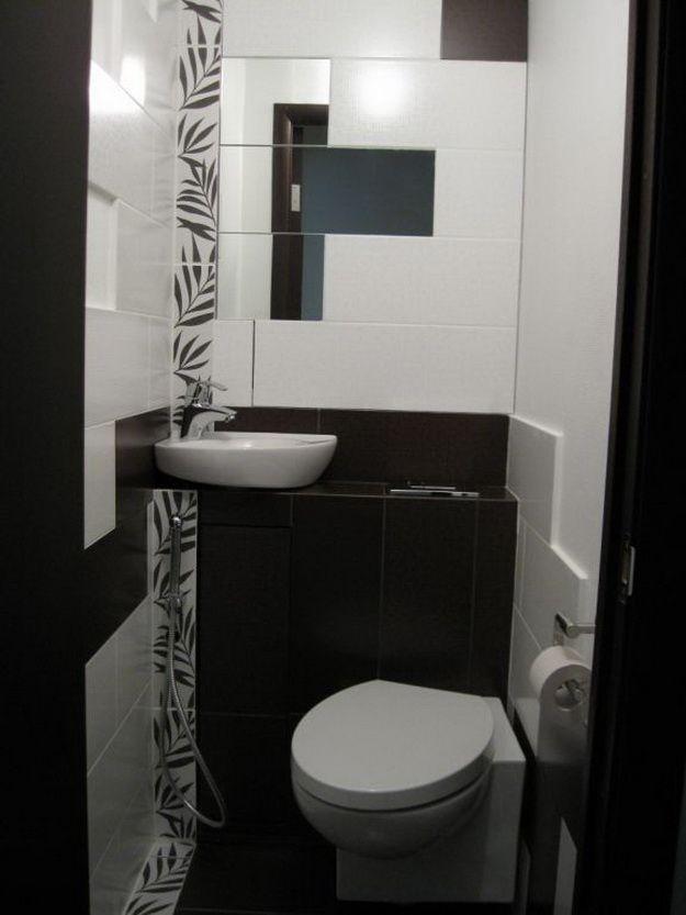 Ремонт маленький туалет дизайн фото