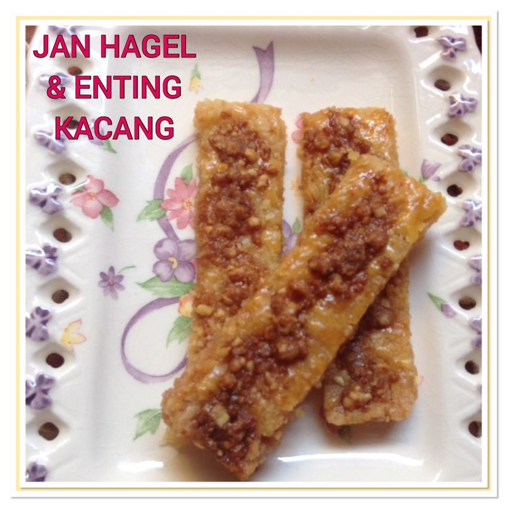 JAN HAGEL & ENTING KACANG