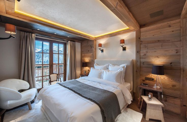 Luxury Chalet Villa rental Courchevel France COURCHEVEL-029 12