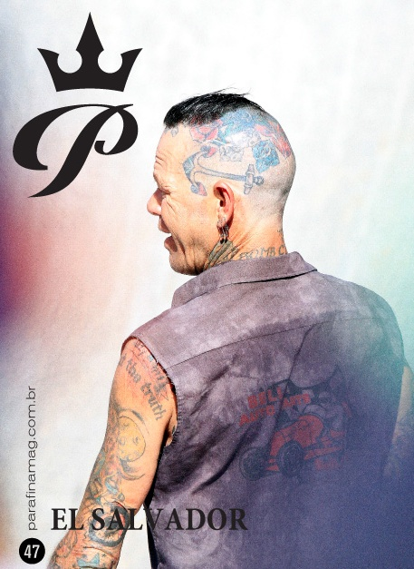 "Duane Peters ""The Master of Disaster""    ParafinaMag #47"