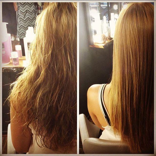 3 Must-Haves beim Haare glätten  Heat protect spray Bürste bzw. Kamm zum abtrennen und entknoten und Clips zum fixieren der Haarsträhnen  #ready2style #ghdhair #ghdstyler #hair #hairstyle #lovelovelove #haircaretips #frisuren #glattehaare #ghdhairde