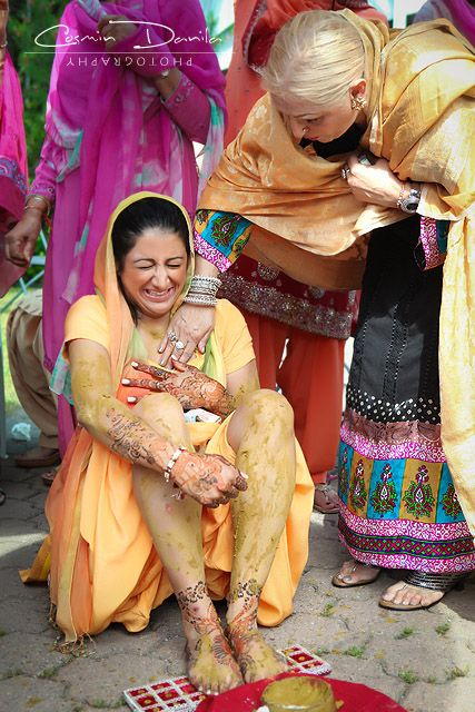Mehndi And Haldi Ceremony : Best images about haldi ceremony floral jewelry on