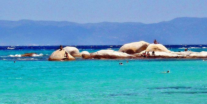 Καβουρότρυπες, Χαλκιδική -  Οι καλύτερες παραλίες της Ελλάδας