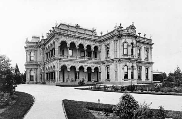 Labassa, Balaclava, (Caulfield North) Melbourne, 1890, architect, John Augustus Bernard Koch. NT property, worth a look
