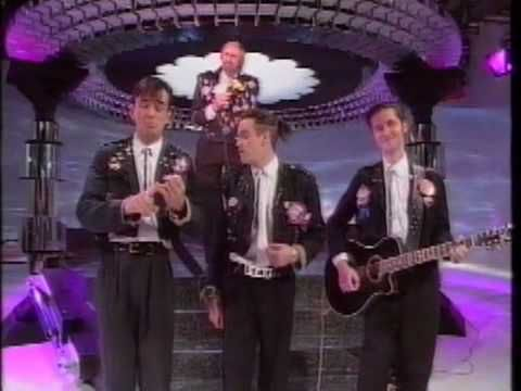 Performed by Barry Crocker and The Doug Anthony All Stars (TMOTG)