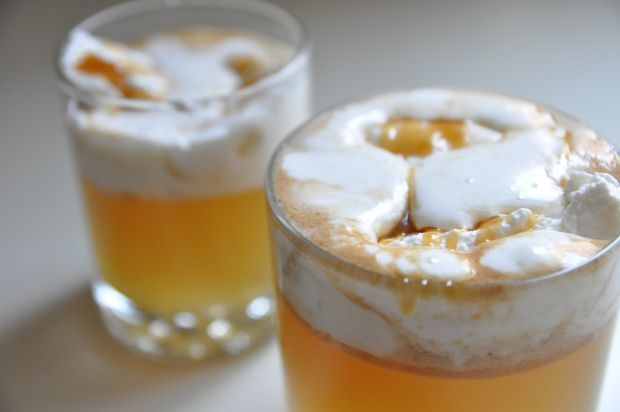 how to make your own butterbeer