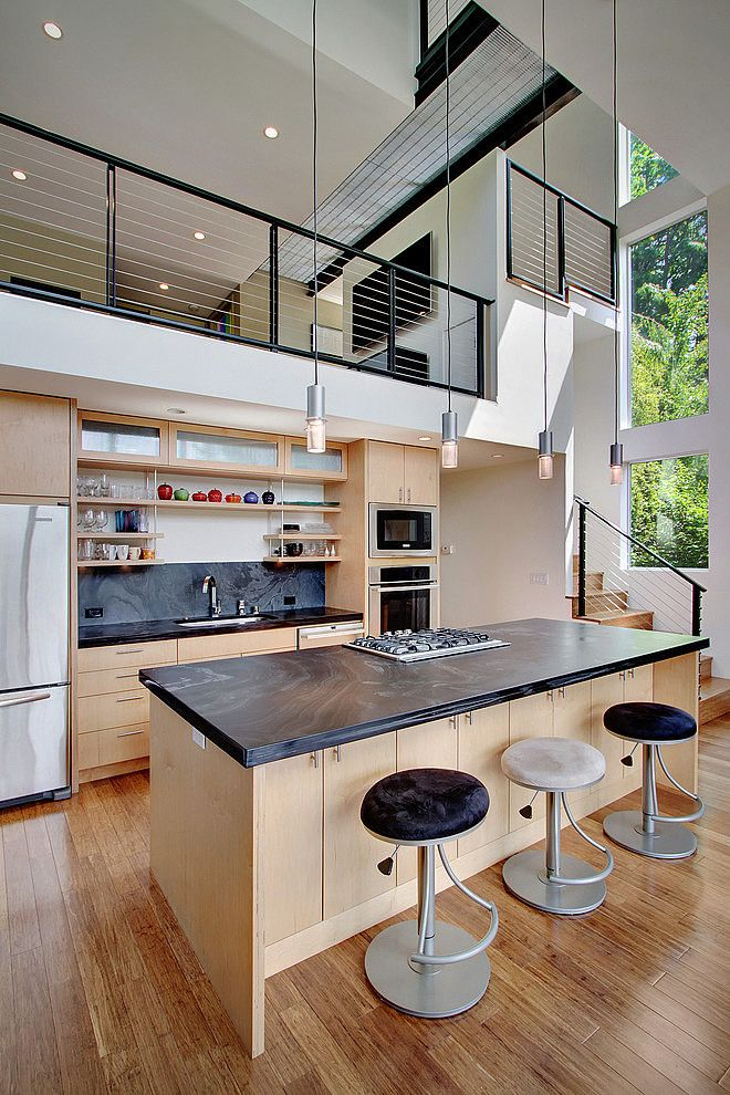 Crane Residence by Spore Design