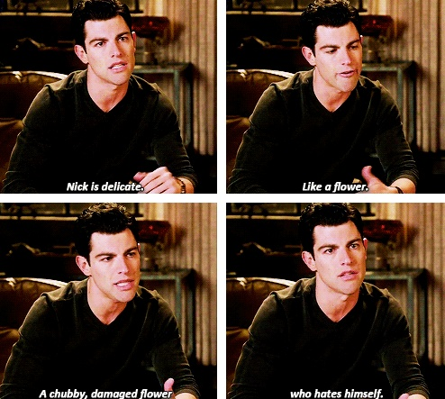 My favorite Schmidt quote