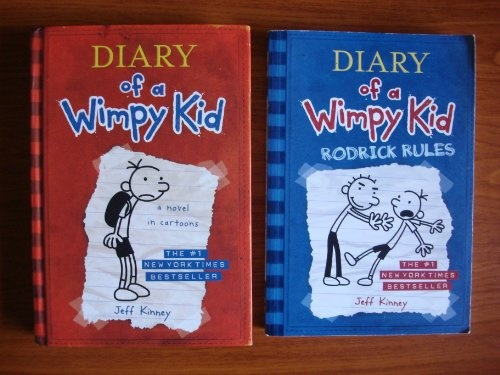 46 best diary of a wimpy kid images on pinterest diary of diary of a wimpy kid rodrick rules set of library user group solutioingenieria Images