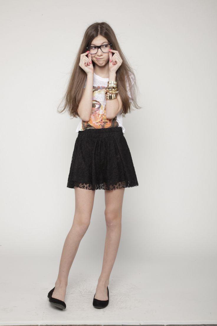 Tween fashion by IsabellaRoseTaylor @ www ...
