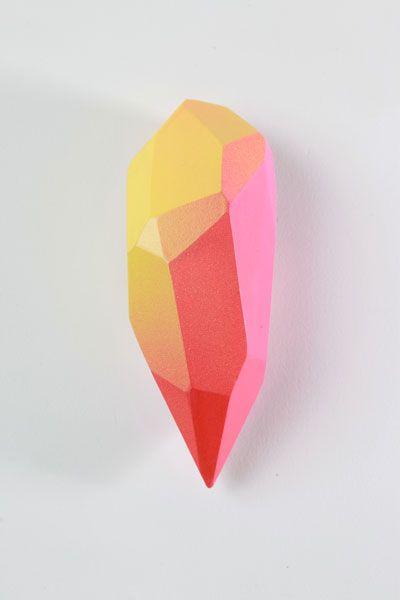 Neon Jewel by Esther Ruiz