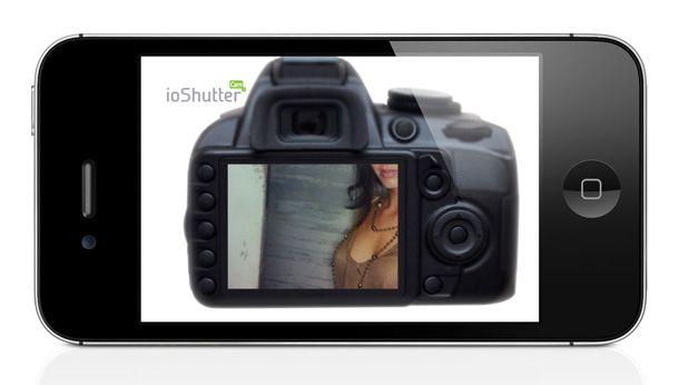 Best Photo Apps: ioShutterCam