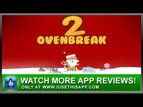 Ovenbreak 2 iPhone App Review #iphone #apps