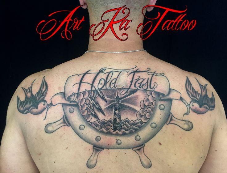 #oldschool #oldschooltatto #holdfast #tattoo #ink #inked #timon #artka #artkatattoo #tatuaggi #tatuaggio #pinerolo #pinerolotattoo #italy
