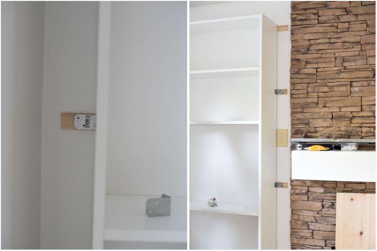 57 best DIY bookcases images on Pinterest