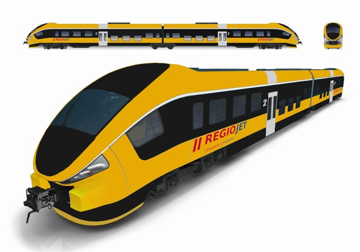 PesaLink II for RegioJet
