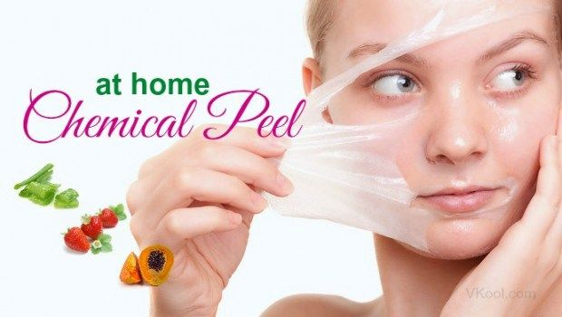 A Natural and Homemade Chemical Peel Recipe - Before parlors and salons came into being, everything was done at home using natural remedies. After years of cosmetic use, women have gone back to using natural ingredients and remedies for their skin. The use of chemicals not only harms your skin but also leads to long-term side effects. Want to know how you can keep your skin smooth using home remedies? Read on!