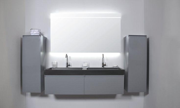 17 beste idee n over zwarte wastafel op pinterest keuken styling zwevende planken keuken en - Water badkamer model ...