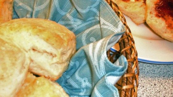Light and flaky, this scone is just fine as is, or mix in chopped fruit, spices or a savory addition.