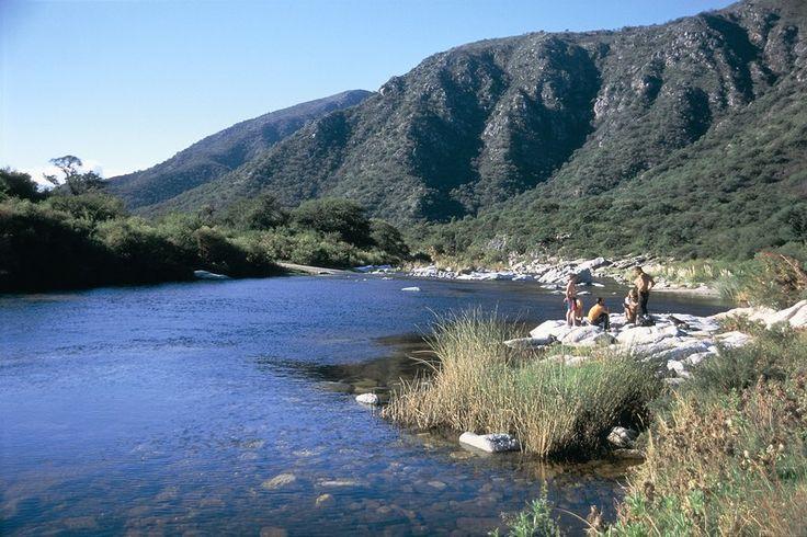 Río Pinto -Cordoba