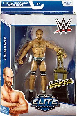 Cesaro - WWE Elite 33 Mattel Toy Wrestling Action Figure