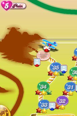 Débloquer la suite Candy Crush Saga et le niveau 36 gratuitement sans amis.