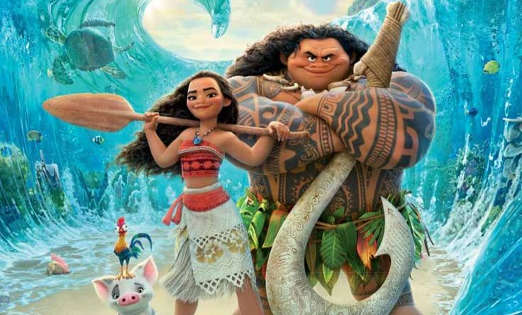 Disney's Moana will screen as part of the Smithsonian's National Museum of the American Indian which will be presenting their 17th annual Native Cinema Showcase during the week of Aug. 15–20 in Santa Fe, New Mexico. All Native Cinema Showcase films on Saturday, Aug. 20 are family-friendly, and the day includes a special outdoor screening of Disney's Moana at the Santa Fe Railyard.