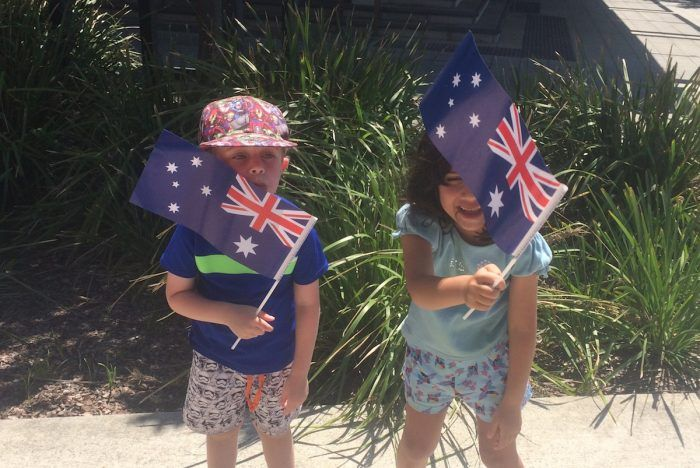 Celebrating Australia Day 2017 in Newcastle & The Hunter - The Mummy Project