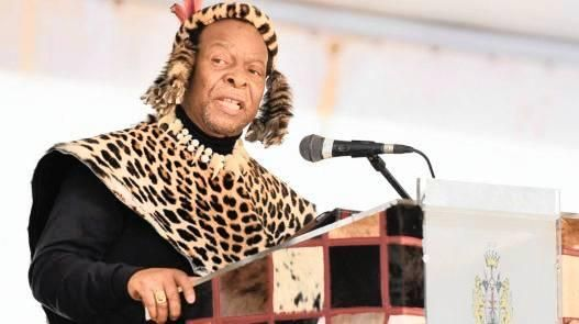 """Durban - The Zulu royal family has lambasted insurance company MiWay for violating its privacy after a """"humorous"""" leaked phone call between King Goodwill Zwelithini and a MiWay sales agent went viral on social media."""