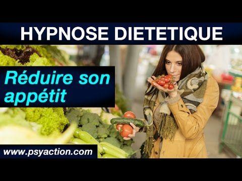 Séance d'auto-hypnose pour perdre du poids - Réduire son appétit - Psy'A...