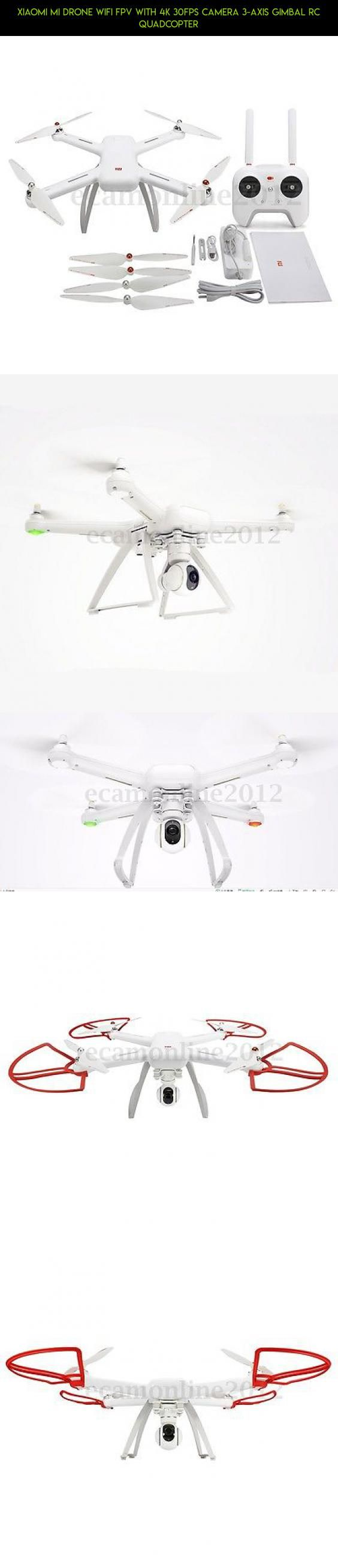 Xiaomi Mi Drone WIFI FPV With 4K 30fps Camera 3-Axis Gimbal RC Quadcopter #drone #30fps #mi #4k #with #xiaomi #fpv #gadgets #technology #kit #fpv #plans #wifi #products #drone #parts #racing #shopping #tech #camera