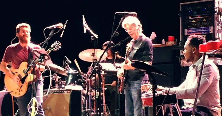 Listen to Phil Lesh and Friends Christen the The Anthem in Washington D.C. - 10/25/2017 Full Show AUD