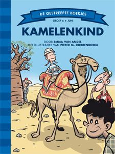 De vader van Jen wil kamelenvakanties organiseren in de woestijn. Ze vertrekken naar Akkamassa en kopen een kameel. De zaken kunnen beginnen! Maar dan wordt de kameel gestolen. Het hele dorp gaat op zoek naar de beruchte kamelendief. Jen en Mosa, een jongen die in de woestijn woont, mogen niet mee. Stiekem volgen ze de zoektocht. Dat is maar goed ook, want de kamelendief is niet alleen berucht, maar ook gevaarlijk...