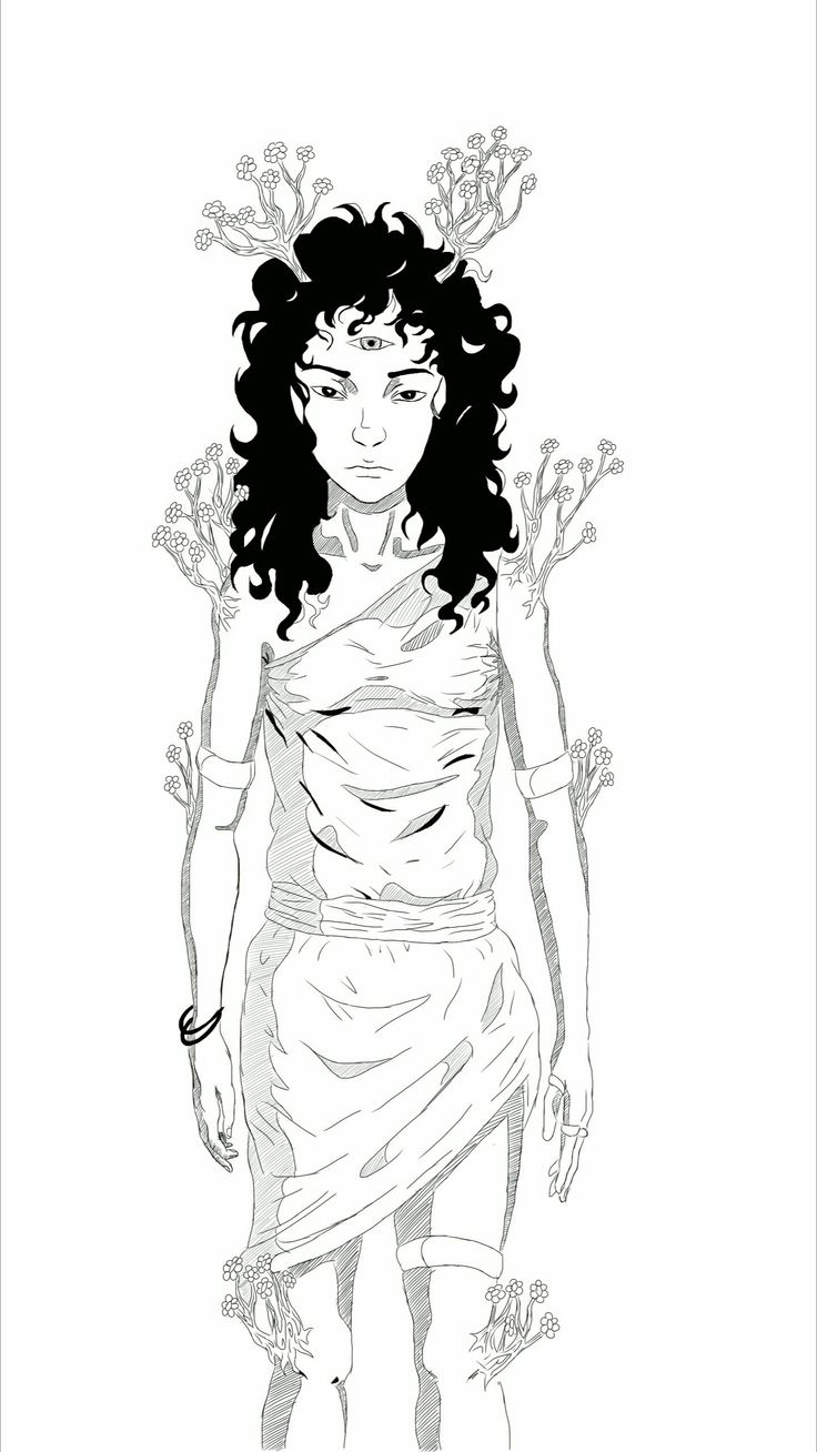 Diosa del Bosque